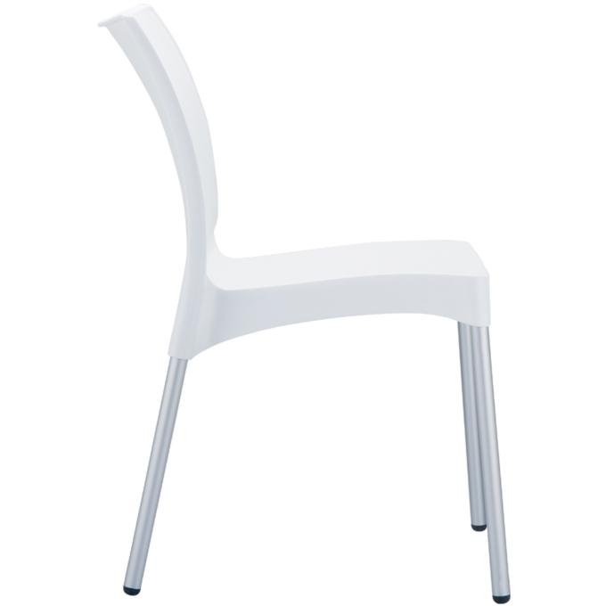 Sedia in alluminio e plastica di ottima qualit a prezzi for Sedex sedie