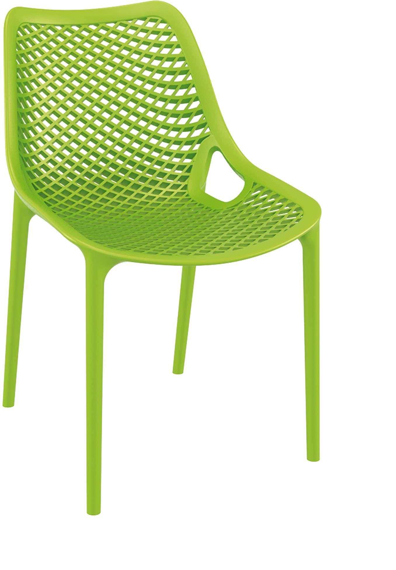 Sedia traforata in plastica di ottima qualit a prezzi for Sedex sedie