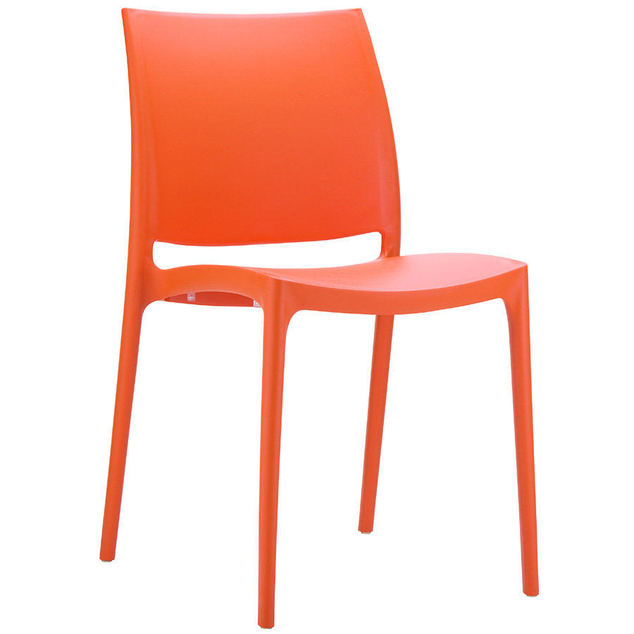 Sedia in plastica di ottima qualit a prezzi contenuti sedex for Sedie impilabili plastica
