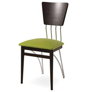 Sedie Metallo E Legno.Sedia In Metallo E Legno Di Ottima Qualita A Prezzi Contenuti Sedex