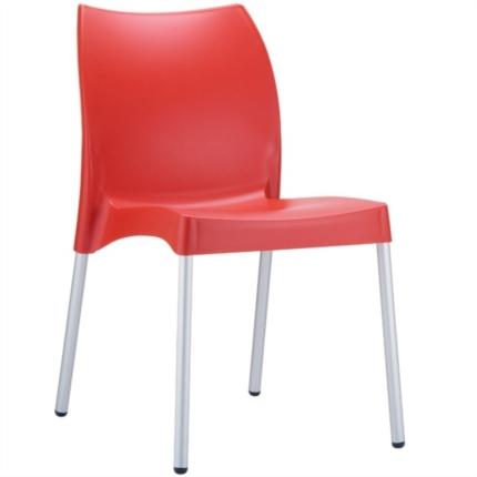 Sedie In Alluminio E Plastica.Sedia In Alluminio E Plastica Di Ottima Qualita A Prezzi